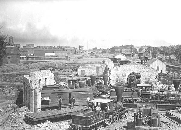 Sunsite Civil War Civil War Links
